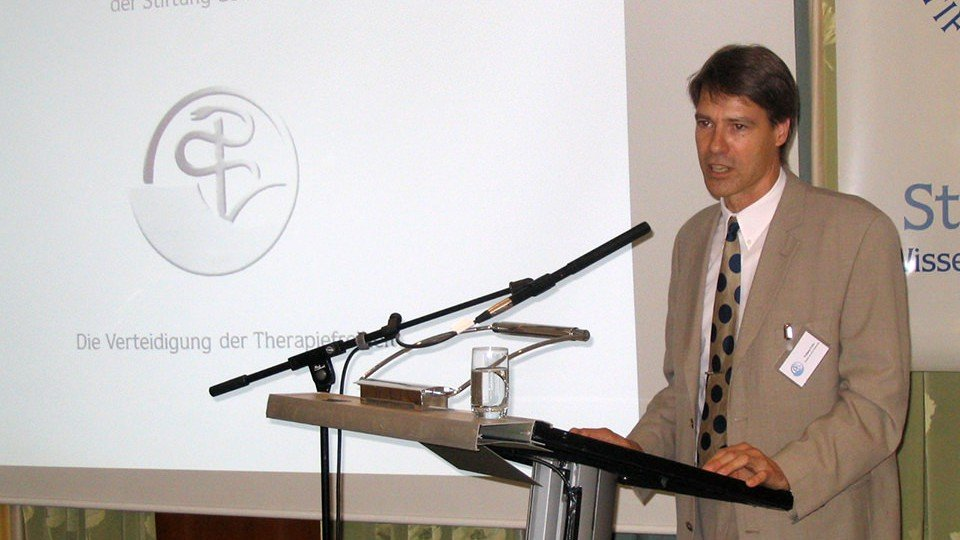 """Wolfgang Frahm: """"Der Wille des Patienten ist entscheidend"""""""