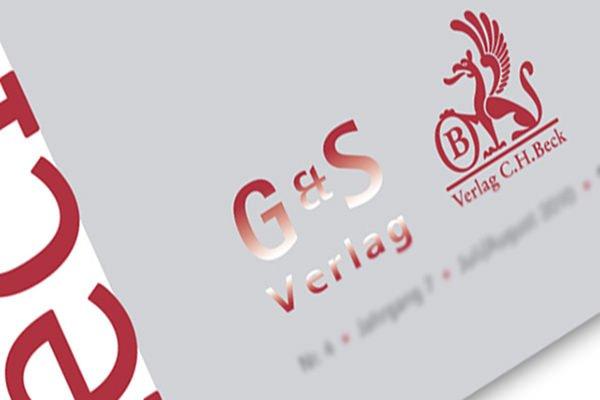 Kooperation zwischen C.H. Beck und G&SVerlag