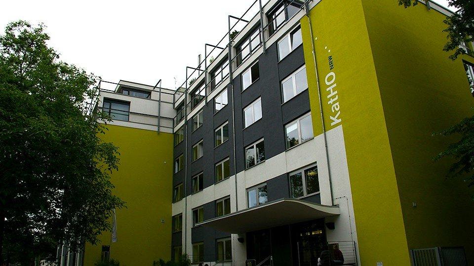 Katholische Hochschule NRW, Abteilung Köln.