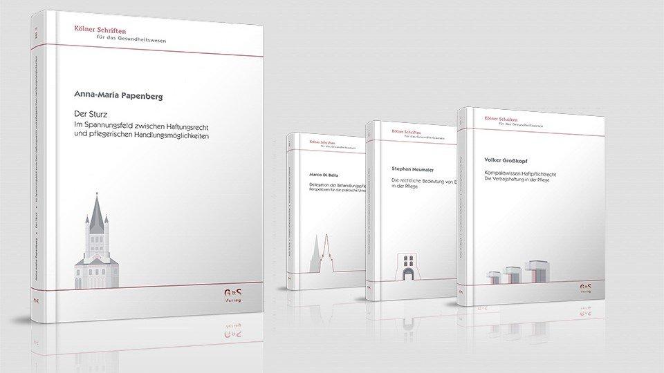 Kölner Schriften für das Gesundheitswesen bekommt Zuwachs