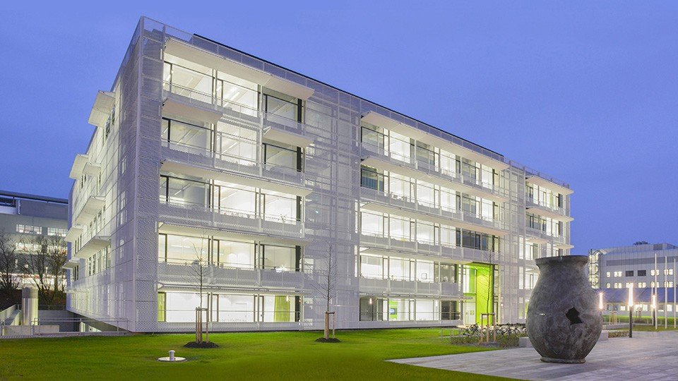 Neues Centrum für Schlaganfall- und Demenzforschung eröffnet