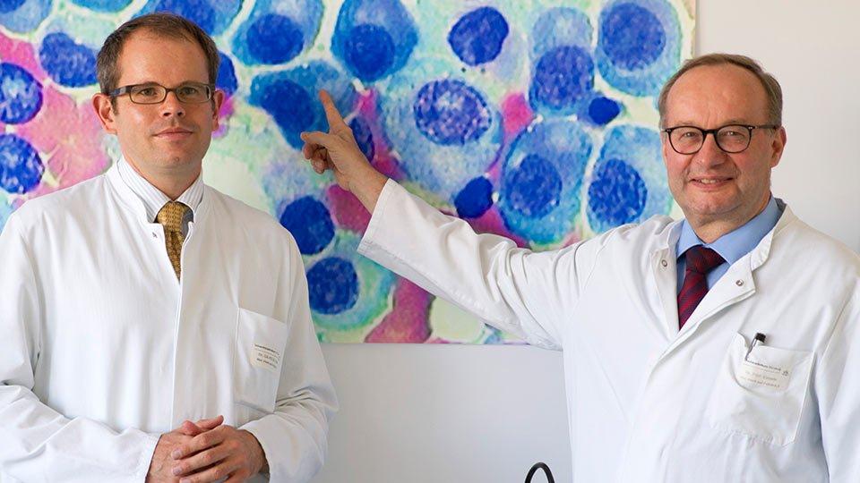 Erste Antikörper-Therapie steht vor der Zulassung