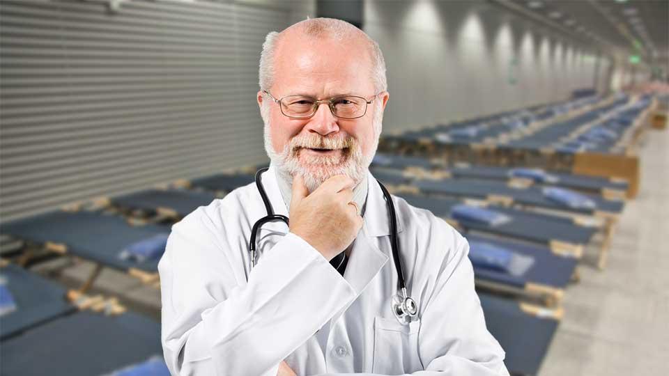 Versicherungsschutz von Ärzten in der Grundversorgung von Flüchtlingen