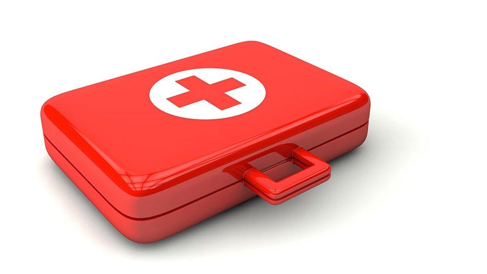 Erste Hilfe Rettung