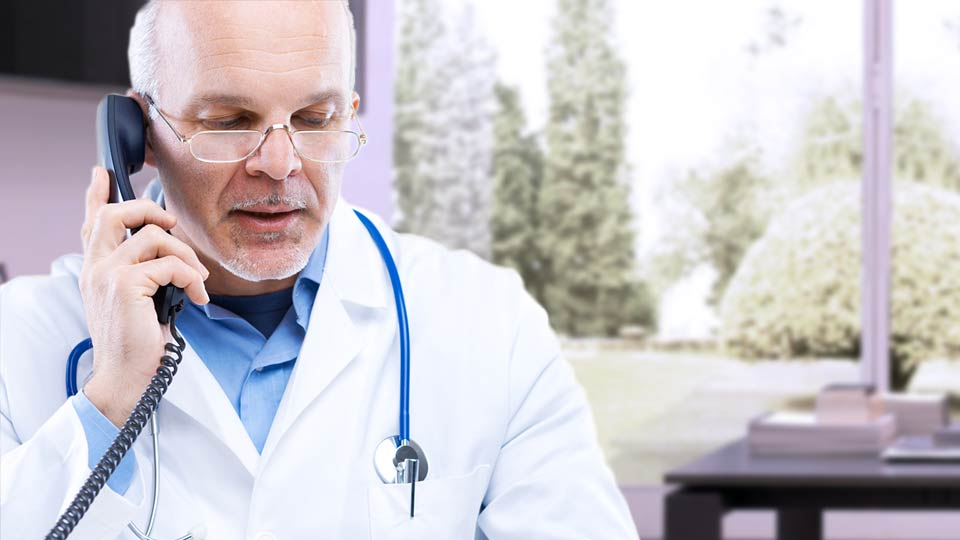 Hausärzte sollten eine Behandlung nur dann übernehmen, wenn sie dazu auch in der Lage sind.