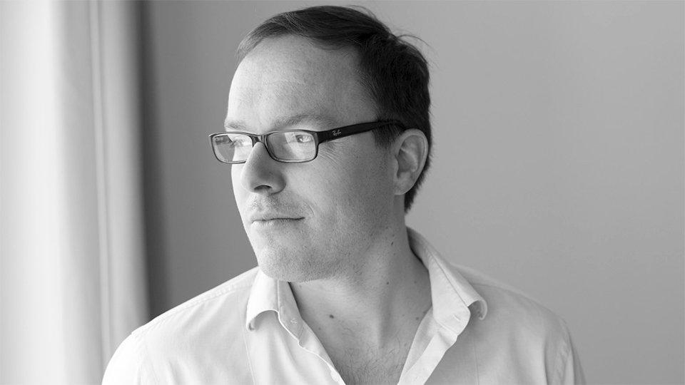 Der Autor Daniel Drepper
