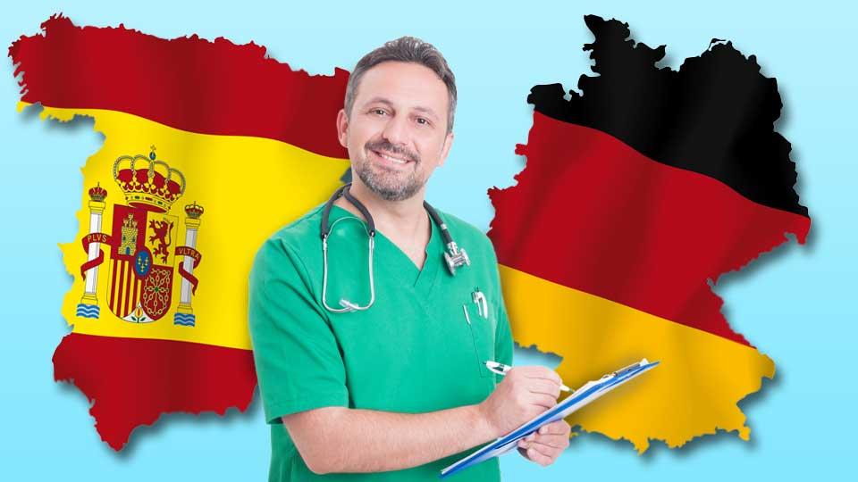 Pflege ohne Grenzen? Deutschland und Spanien im Vergleich