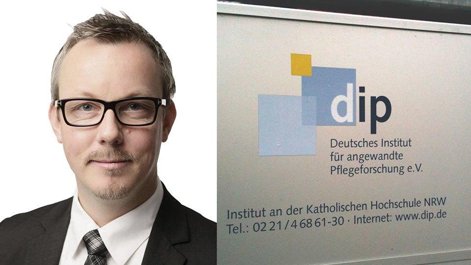 Deutscher Pflegepreis an Michael Isfort