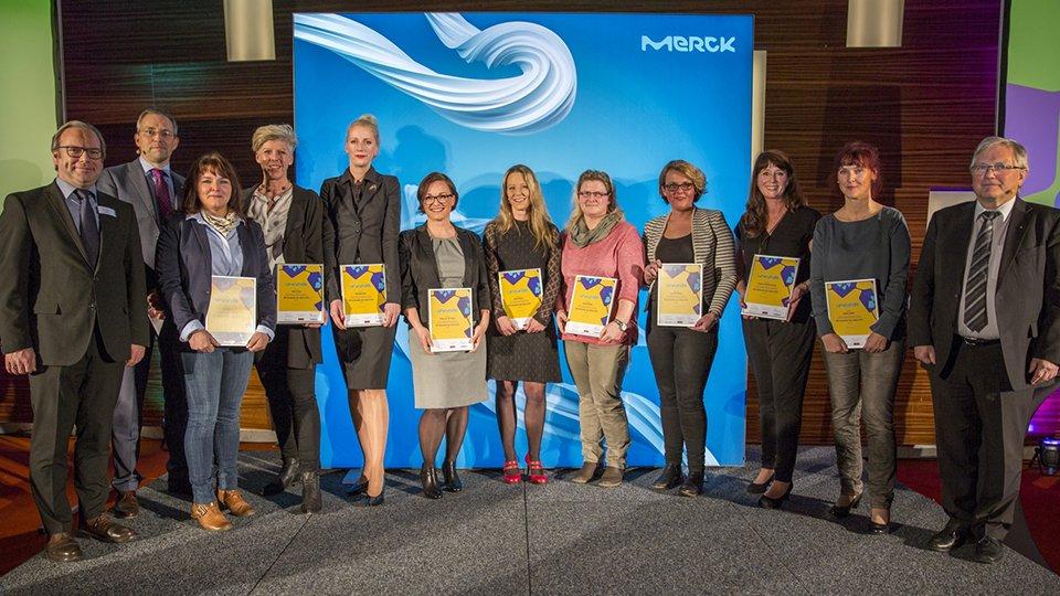 MS-Schwestern des Jahres 2016 ausgezeichnet