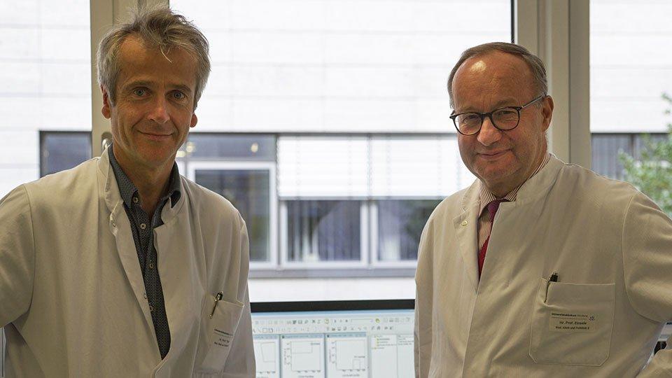 Mit Blinatumomab länger überleben als unter Chemotherapie