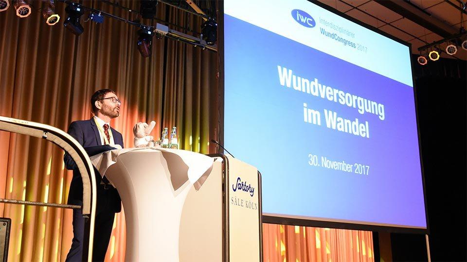 Interdisziplinärer WundCongress 2017