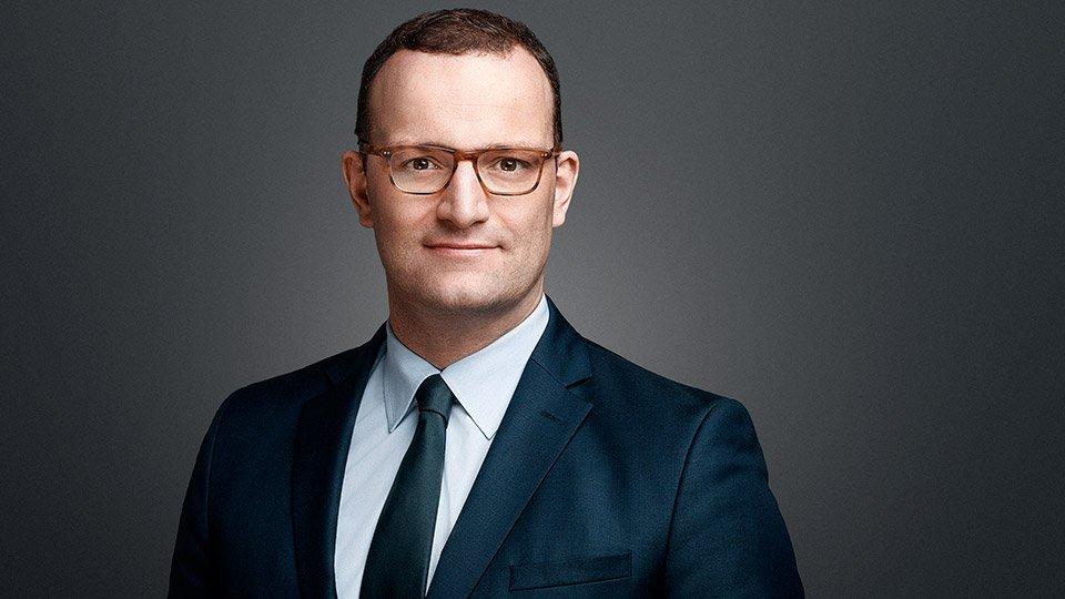 Der neue Gesundheitsminister der Bundesregierung: Jens Spahn.