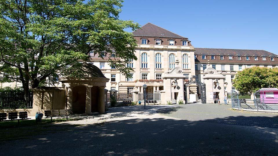 Universitätsklinikum Mannheim.