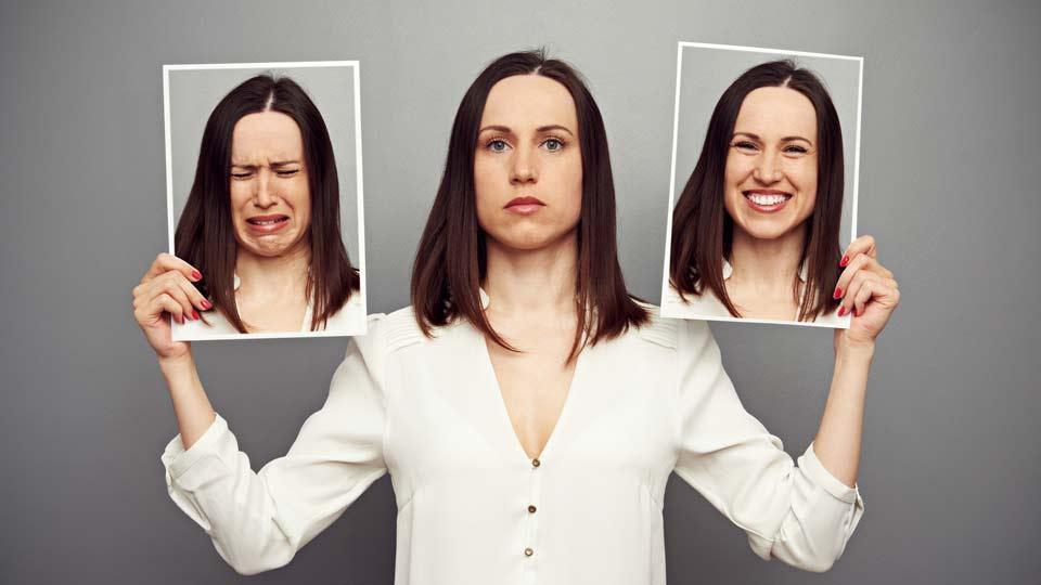 Ein Mann mit bipolarer 2
