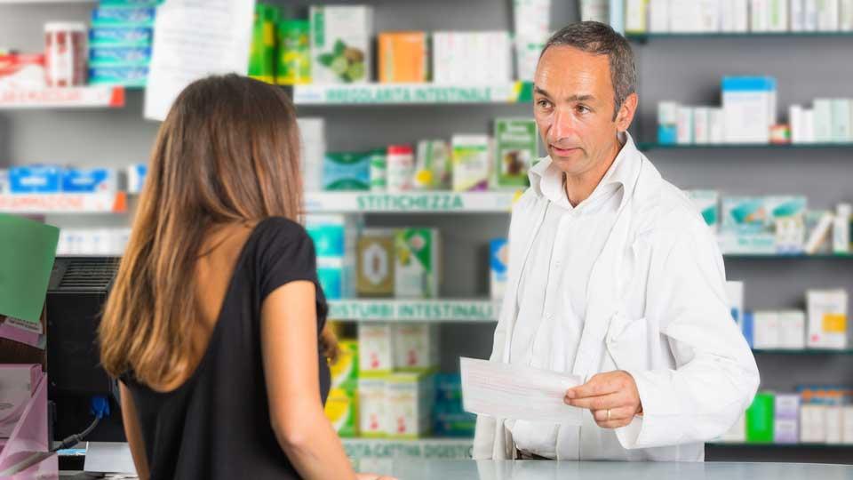 """Die """"Pille danach"""" kann in der Apotheke erworben werden"""