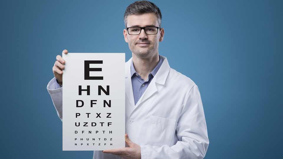 Auch in der Augenheilkunde sollten Befunde nicht blind übernommen werden