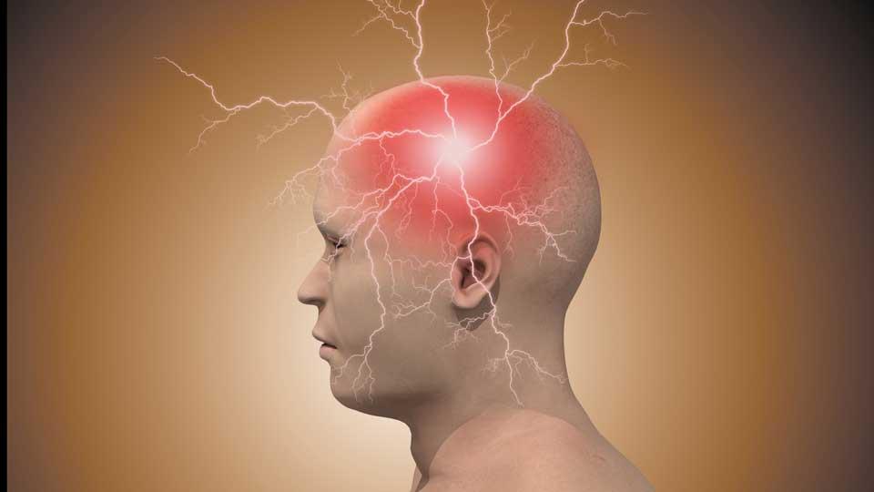 Eine Bipolare Störung ist auch die Folge eines Ungleichgewichts der Botenstoffe im Gehirn