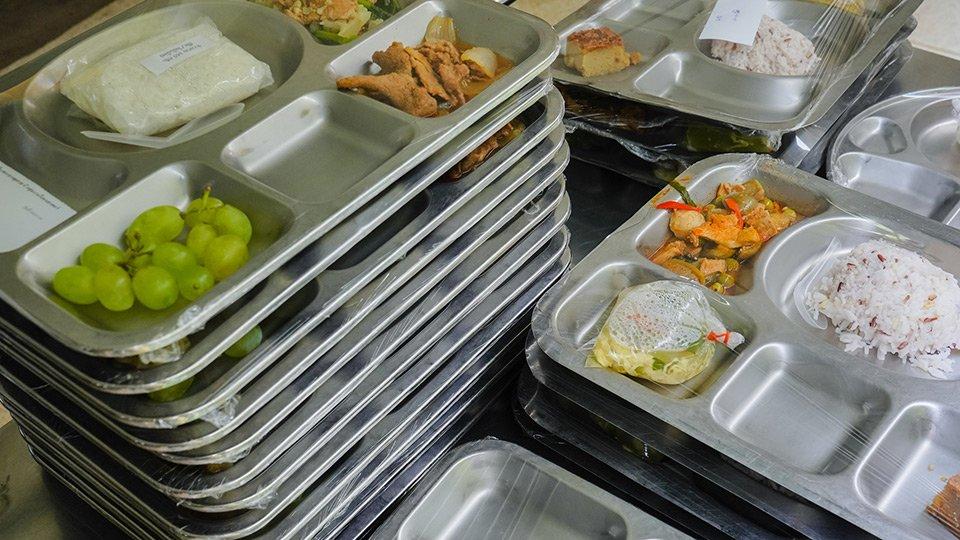 Mangelernährung in deutschen Krankenhäusern.