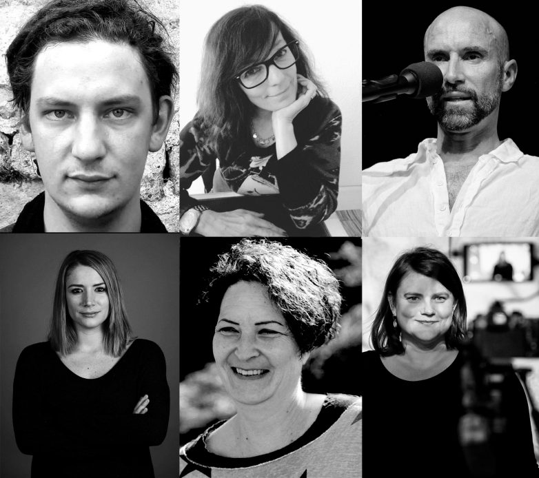 Die sechs Pflegefachkräfte, die die Petition auf change.org initiiert haben