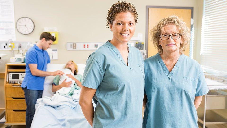 Am heutigen Weltgesundheitstag ehrt die WHO Pflegekräfte und Hebammen.