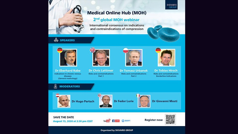 Medical Online Hub (MOH), 15. August 2020, 14:30 Uhr.