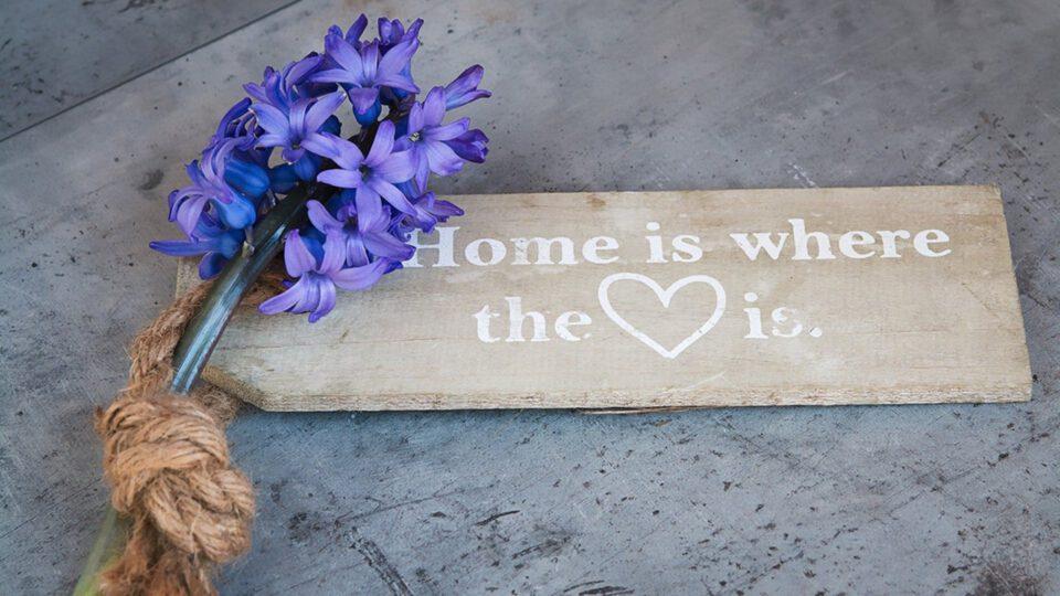 Häusliche Pflege: Mitgefühl und mit Gefühl
