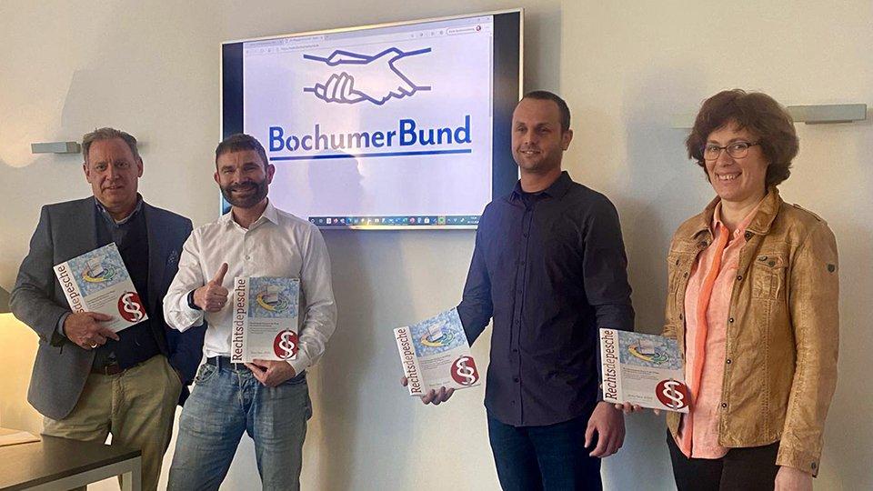 Die gesundheitsrechtliche Fachzeitschrift Rechtsdepesche für das Gesundheitswesen (RDG) wird ab der ersten Ausgabe des Jahrgangs 2021 eine Kooperation mit der politisch unabhängigen Gewerkschaft BochumerBund beginnen.