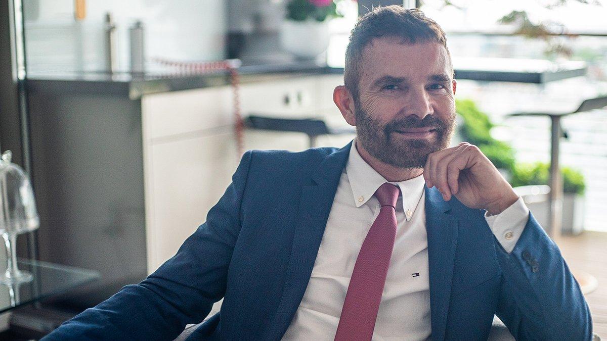 Prof. Dr. Volker Großkopf, Kongresspräsident Pflegefortbildung des Westens (JHC)