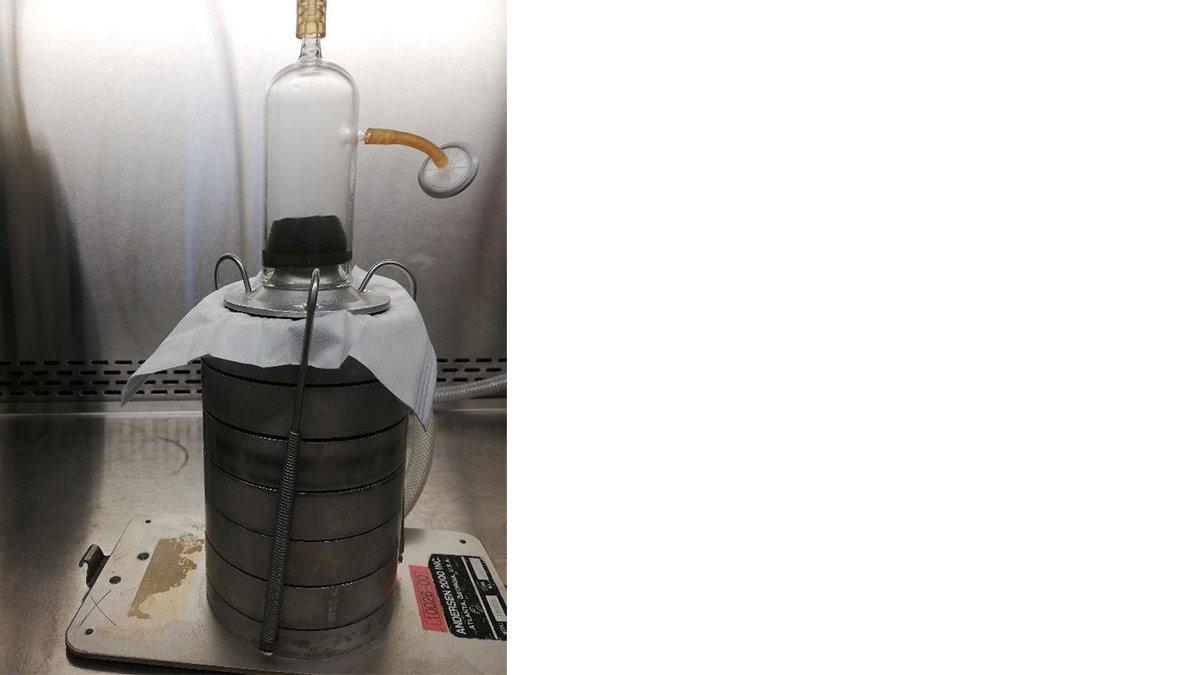 Medizinischer Bakterienfiltrationstest (Staphylococcus Aureus) (EN 14683:2019+ AC, Anhang B)