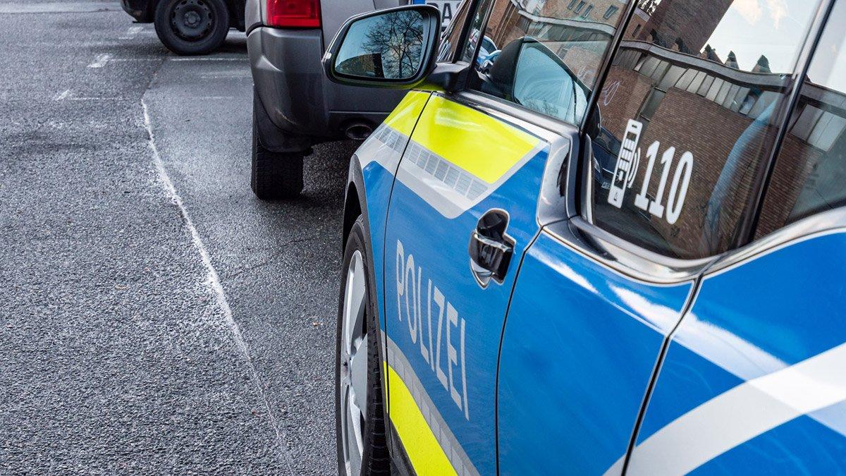 Polizeikontrollen (Symbolbild)