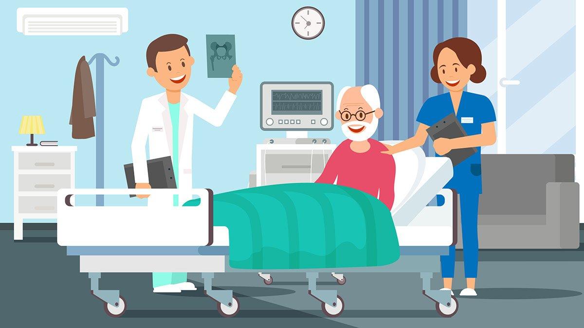 Wie kann Künstliche Intelligenz (KI) in der Pflege helfen?